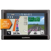 "Garmin® nuvi® 42LM Refurbished 4.3"" Portable Vehicle GPS Navigation System With Lifetime Maps"
