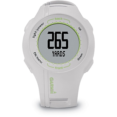 Garmin® Approach S1 1in. Golf GPS Watch, White