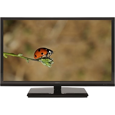 Seiki™ SE28HY10 28in. Diagonal 720p LED TV With 3 HDMI, Black