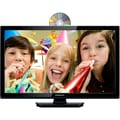 Magnavox 28in. Class 720p LED LCD HDTV With DVD Combo, Black