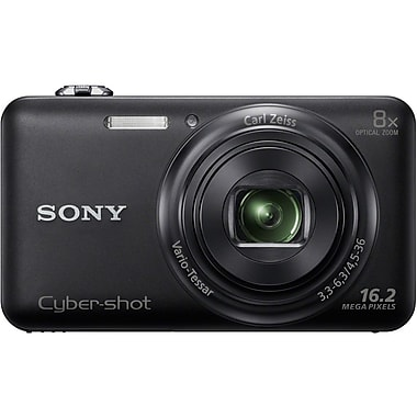 Sony WX80/B 16.2 MP 8x Optical Zoom Cyber-Shot Digital Camera, BlackSorry, this item is currently out of stock.