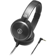 Audio Technica® ATH-WS77 Solid Bass Over-the-Head Portable Headphones