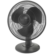 "Lasko® 3 Speed 12"" Table Fan, Black"