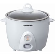Panasonic® 5 Cups Automatic Rice Cooker, White