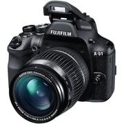 Fujifilm FinePix XS-1 12 MP 26x Zoom Digital Camera, Black