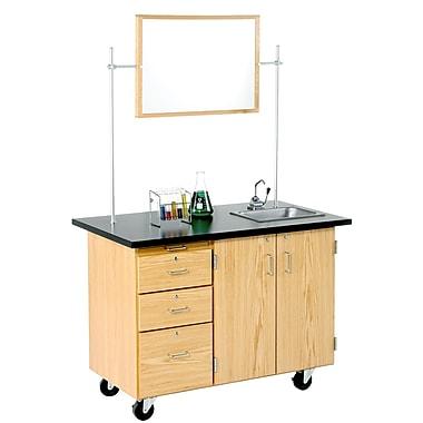 DWI Instructor's Desk Wood