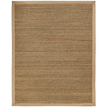 Anji Mountain Rug Seagrass 8' x 10' Sabertooth