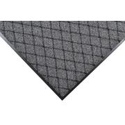 NoTrax® Evergreen Diamond™ Nylon Fiber Superior Entrance Floor Mat, 3' x 10', Charcoal