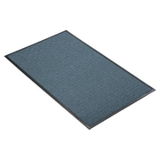 NoTrax® Portrait™ Tufted Polypropylene Yarn Best Entrance Floor Mat, 3' x 5', Slate Blue