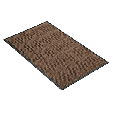 NoTrax® Opus™ 3' x 4' Tufted Polypropylene Yarn Best Entrance Floor Mats