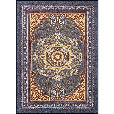 NoTrax® OrienTrax™ Nylon Fiber Specialty Entrance Floor Mat, 5' x 8', Sapphire