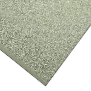 NoTrax® Sof-Tred™ Closed Cell Foam Antimicrobial Anti Fatigue Floor Mat, 3' x 10', Healthcare Green