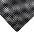 NoTrax® Bubble Trax™ Grande™ Vinyl Dry Safety/Anti Fatigue Floor Mat, 3' x 5', Black