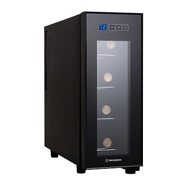 W Appliance WWT040TB 4 Bottle Thermal Electric Wine Cellar, Black