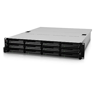 Synology® RackStation RS3614xs+ 48TB NAS Server