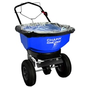Chapin® SureSpread Residential Stainless Steel Push Salt Spreader, 80 lbs.