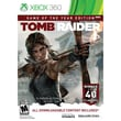 Square Enix 91371 Tomb Raider GOTY Game, Xbox 360