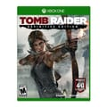 Square Enix 91379 Tomb Raider The Definitive Edition Game, Xbox One