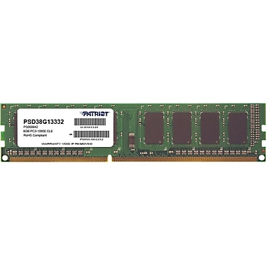 Patriot Memory™ Signature DDR3 (240-Pin DIMM) Memory Module, 8GB