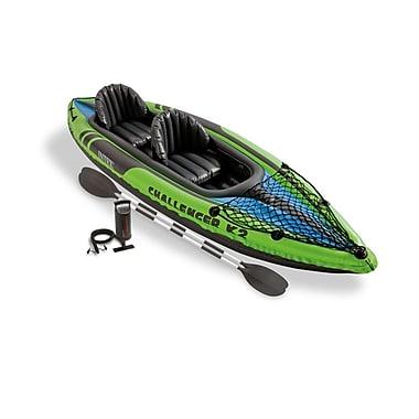 Intex® Challenger K2 Kayak Kit, 2 Person