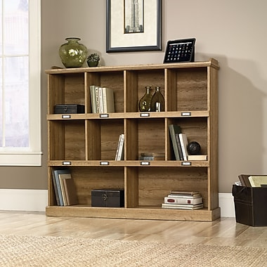 Sauder Barrister Lane Bookcase, Scribed Oak (414724)