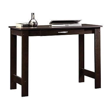 Sauder Beginnings Writing Desk, Cinnamon Cherry
