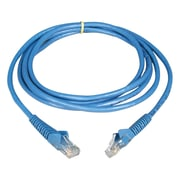 Tripp Lite® 5' Cat6 RJ-45 Male/Male Gigabit Snagless Molded Patch Cable, Blue