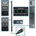 Tripp Lite® Metered Power Distribution Unit, 208/120V Input/Output, 8.6 kVA