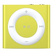 Apple® iPod Shuffle MD774LL/A 2GB Flash MP3 Player, Yellow