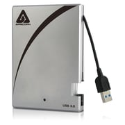 Apricorn Aegis 500GB USB 3.0 Portable External Hard Drive