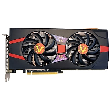 Visiontek Radeon R9 280X Graphic Card, 850 Mhz Core, 3GB Gddr5 Sdram, Pci Express 3.0 X16