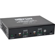 Tripp Lite® HDMI Over Cat5/Cat6 2 x 2 Matrix Extender Switch, Black