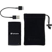 Verbatim® Vx450 Store 'n' Go USB 3.0 External SSD, 256GB