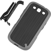 PureGear® The Utilitarian Carrying Case For Samsung Galaxy S3, Black