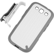PureGear® The Utilitarian Carrying Case For Samsung Galaxy S3, White