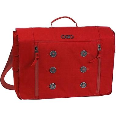 OGIO® Midtown 15in. Women's Messenger Bag, Red