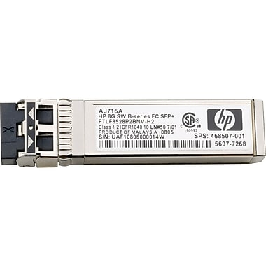 HP® C8R23A 8Gb Short Wave Fibre Channel SFP+ Transceiver For MSA 2040 Storage