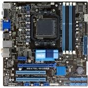 ASUS® M5A78L-M/USB3 AMD 760G 32GB Micro ATX Desktop Motherboard