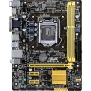 Asus® H81M-A 16GB uATX Intel Motherboard