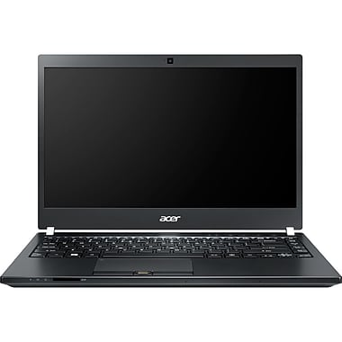 Acer TravelMate P645-M-54204G12tkk - 14in. - Core i5 4200U - Windows 7 Pro 64-bit / 8 Pro 64-bit - 4 GB RAM - 120 GB SSD