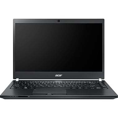 Acer® TravelMate P645-MG 14in. LED Notebook, Intel Core i7-4500U 1.8GHz, Black