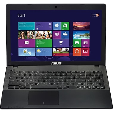 ASUS X552EA DH41 - 15.6in. - A series A4-5000 - Windows 8 64-bit - 4 GB RAM - 500 GB HDD