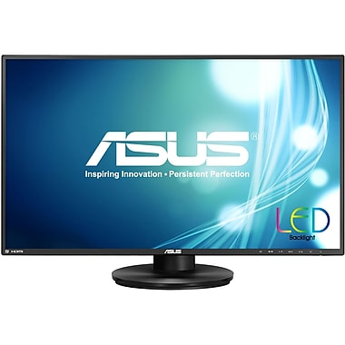 Asus® VN Series 27in. Full HD Widescreen LED-LCD Monitor