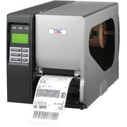 TSC Auto ID TTP-2410M Pro Thermal Transfer Monochrome Desktop Label Printer