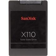 SanDisk® X110 256GB 2.5 mini-SATA Internal Solid State Drive