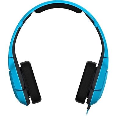Mad Catz® Tritton Kunai Over-The-Head Stereo Headset, Blue