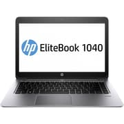 HP EliteBook Folio 1040 G1 - 14 - Core i5 4300U - Windows 7 Pro 64bit/Windows 8.1 Pro downgrade - 4 GB RAM - 180 GB SSD
