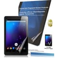 Green Onions Supply® Anti Fingerprint Screen Protector For 8in. Dell Venue Android Tablet, Crystal
