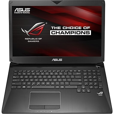 ASUS ROG G750JS DS71 - 17.3in. - Core i7 4700HQ - Windows 8.1 64-bit - 16 GB RAM - 1 TB HDD + 256 GB SSD