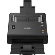 Epson WorkForce DS-760 600 dpi Color Document Scanner, Black